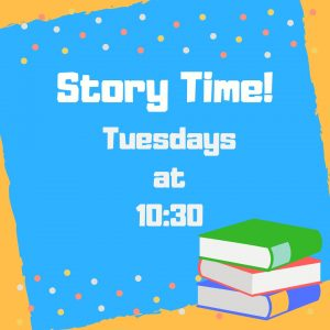 Story time tuesday