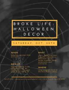Broke Life_Halloween Decor
