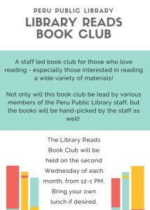library reads book club
