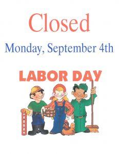 closed labor day 2017_0001