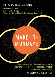Make-It-Mondays