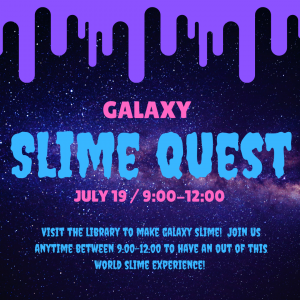 galaxy slime quest